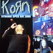 KORN - Dynamo Open Air 2.000 (CD)