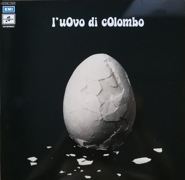 L'UOVO DI COLOMBO-L'uovo di Colombo (LP-Vinyl-180gr). Italian 70s Progressive Rock, FOC, 2005 Mint