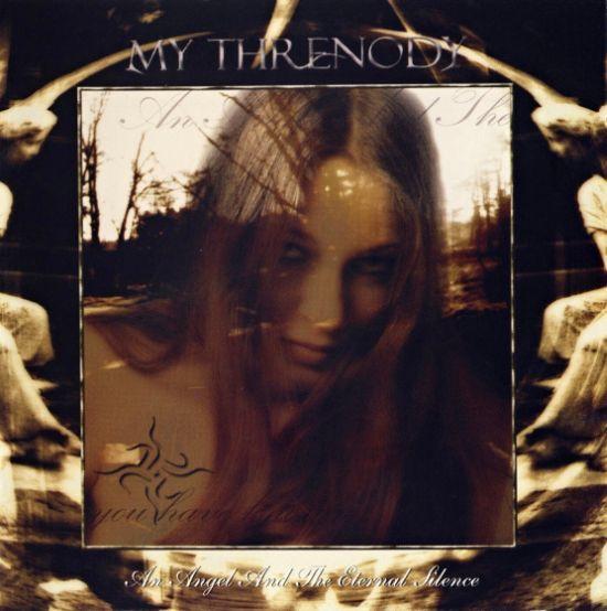 MY THRENODY - An Angel and the Eternal Silence (CD), Symphonic Doom Metal, Raro, FRETE GRÁTIS