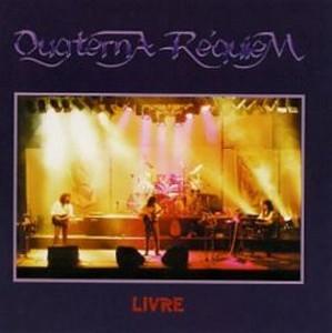 QUATERNA REQUIEM - Livre (CD), Rock Progressivo, Raro, FRETE GRÁTIS
