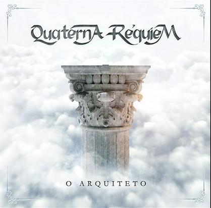 QUATERNA REQUIEM - O Arquiteto (CD) - FRETE GRÁTIS