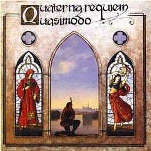 QUATERNA REQUIEM - Quasimodo (CD), FRETE GRÁTIS ! Raro !
