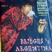 ROLLING STONES - Bridges to Argentina (CD1)