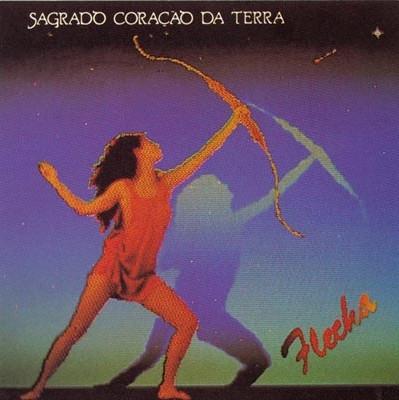 SAGRADO CORAÇÃO DA TERRA - Flecha (CD)