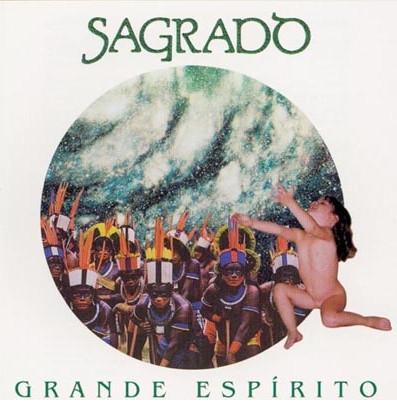SAGRADO CORAÇÃO DA TERRA - Grande Espírito (CD)