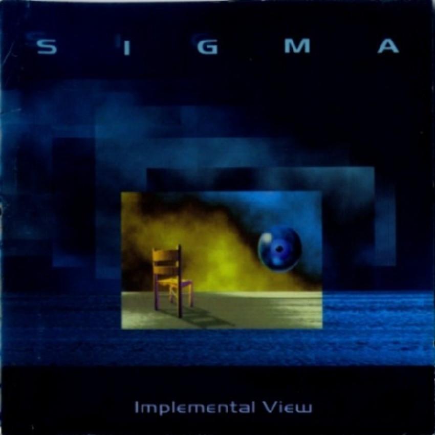 SIGMA - Implemental View (CD) - Brazil Instrumental Progressive a la Camel e ERIS PLUVIA, FRETE GRATIS