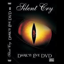 SILENT CRY - Dark 'n' Live (DVD+CD-2009), Gothic Doom Metal, Raríssimo, FRETE GRÁTIS