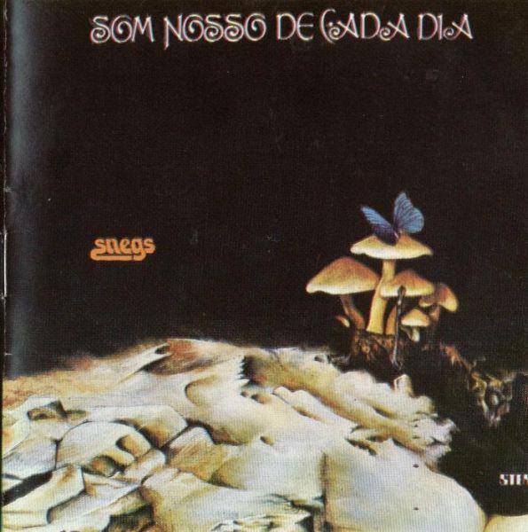 """SOM NOSSO DE CADA DIA - Snegs (CD-1993) + 1 Bonus """"O GUARANI"""", RARÍSSIMO, Apenas 3 Cópias no estoque"""