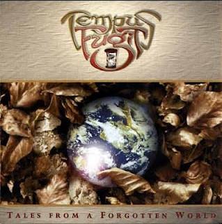TEMPUS FUGIT - Tales From a Forgotten World (CD) - FRETE GRATIS - RARO - ÚLTIMA CÓPIA NO ESTOQUE