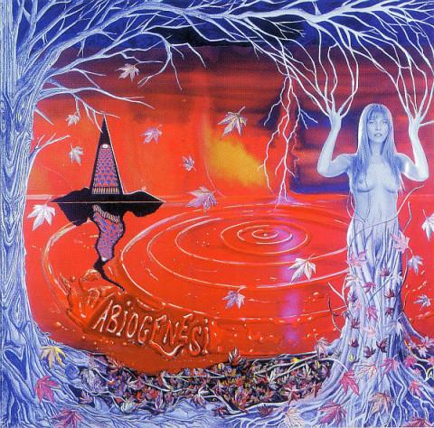 ABIOGENESI - Il Giocoscuro (CD), Italian Hard Progressivo de 1998 com um toque de Psicodélico, FRETE GRÁTIS