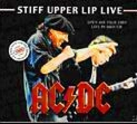 AC/DC - Stiff Upper Lip Live (2 CDs-Digipack )