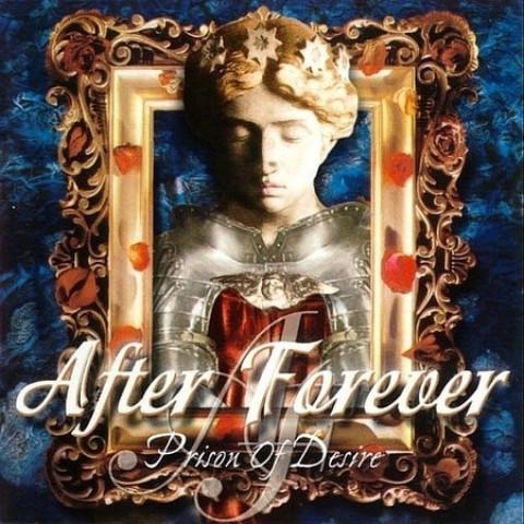 AFTER FOREVER- Prison Of Desire (CD Duplo Digipack) Gothic Metal - FRETE GRÁTIS