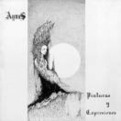 AGNUS - Pinturas y Espresiones (CD), , Capa Xerox Cor, Fundo de Caixa e CD originais Novos, Raridade, Ultimas cópias em estoque !!!