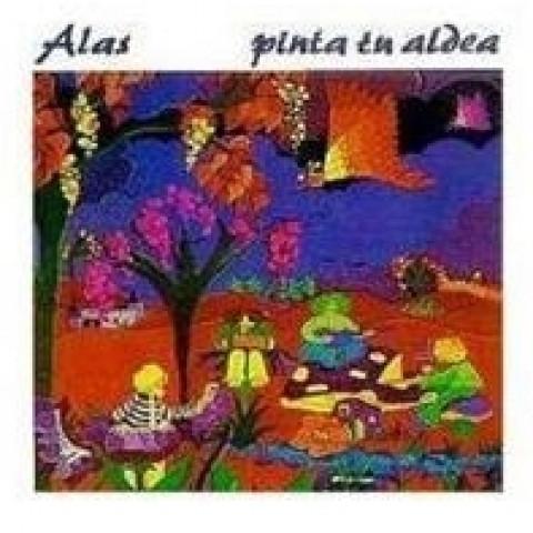 ALAS - Pinta Tu Aldea (CD), Rock Progressivo Argentino, Raridade, Ultimas cópias em estoque !!! FRETE GRÁTIS