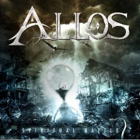 ALLOS - Spiritual Battle (CD) - Power Metal Melodico - Ultimo CD no estoque - RARO - FRETE GRATIS
