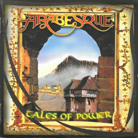 ARABESQUE - Tales of Power (CD), Rock Progressivo, a la GENESIS, YES, GENTLE GIANT, FRETE GRÁTIS
