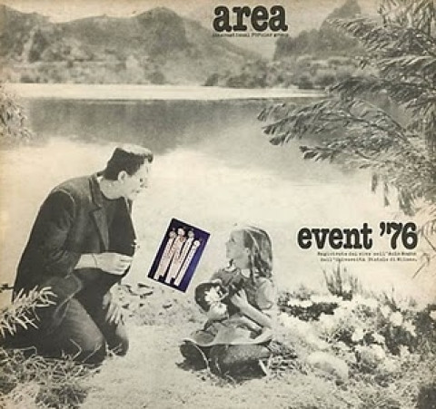 Area - Event '76 (CD)