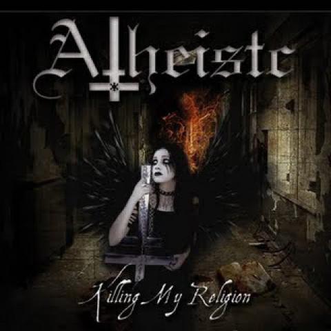 ATHEISTC - Killing My Religion (CD), Atmospheric Dark Metal, Raridade, FRETE GRÁTIS