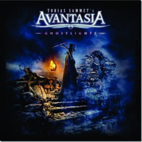 AVANTASIA - Ghostlights (2CD-Digipack) - Melodic Hard Rock / Heavy Metal - FRETE GRÁTIS