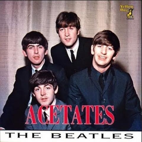 Beatles - Acetates (CD) 1991 Bootleg / Unauthorized