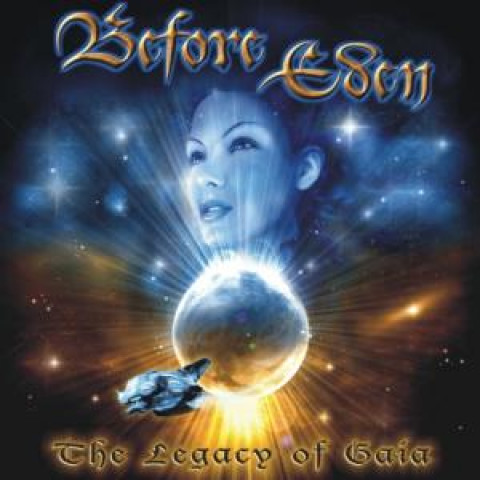 BEFORE EDEN - The Legacy of Gaia (CD)