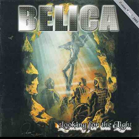 BELICA - Looking For The Light (CD)