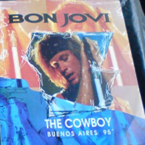 BON JOVI - Cowboy (CD), Raridade, FRETE GRÁTIS, LACRADO