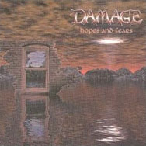 DAMAGE - Hopes and Fears (CD)