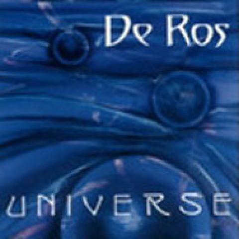 DE ROS - Universe (CD) - FRETE GRÁTIS - Ultimas Cópias em Estoque