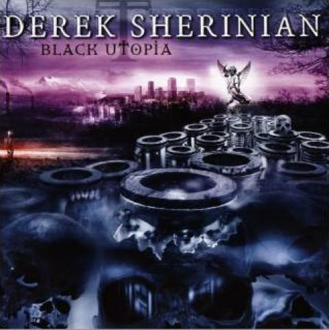 DEREK SHERINEAN - Black Utopia (CD) - LAST COPIES IN STOCK - RARITY