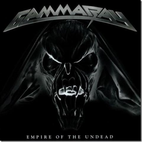 GAMMA RAY - Empire of The Undead (CD) Melodic Heavy Metal - FRETE GRATIS