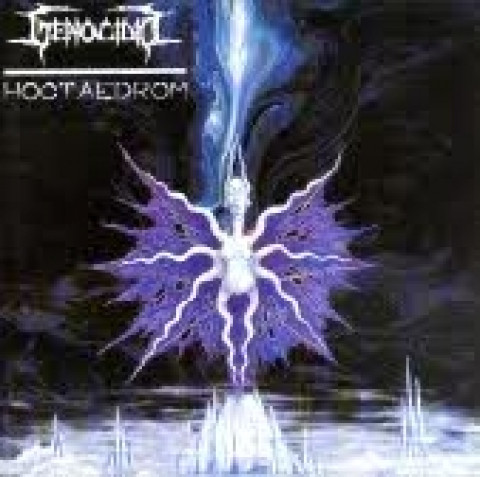 GENOCIDIO - Hoctaedrom (CD-Original-Box Acrilico-Rarissimo) - Old School Death Metal a la SODOM, BATHORY, SARCOFAGO e BEHERIT. Ultimas Cópias. FRETE GRÁTIS