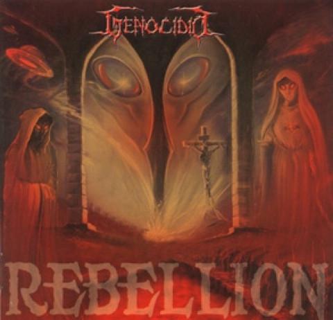 GENOCIDIO - Rebellion (CD) - FRETE GRÁTIS - APENAS 1 CÓPIA NO ESTOQUE