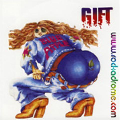 GIFT  - Blue Apple (CD)