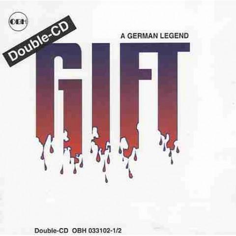 GIFT - Same+Blue Apple (CD)