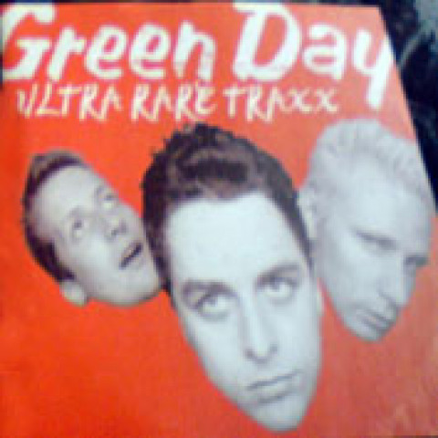GREENDAY - Ultra Rare Traxx (CD)