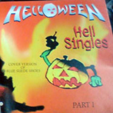 HELLOWEEN - Hell Singles - Part 1 (CD)