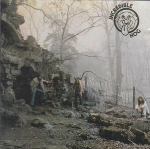 INCREDIBLE HOG - Incredible Hog (CD), 1973 UK Hard Progressive, Very Rare, FRETE GRÁTIS