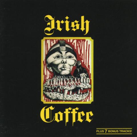 IRISH COFFEE - Same (CD+7 Bonus Tracks), 70s Belgium Hard Progressive, Very Rare, 1 Cópia no estoque, FRETE GRATIS