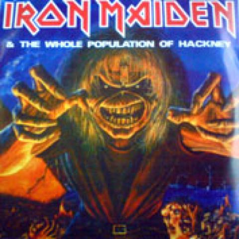 IRON MAIDEN - Whole Population..(CD)