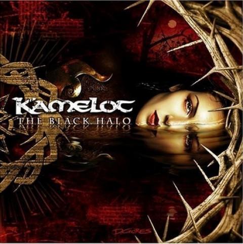 KAMELOT - The Black Halo (CD) Progressive Metal - FRETE GRATIS