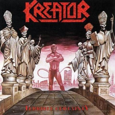 KREATOR- Terrible Certainty (CD)