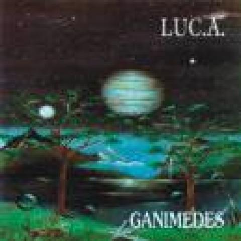 LUCA - Ganimedes (CD), New Age/Yoga/Meditação Brasileiro, Raridade, Ultimas cópias em estoque !!! FRETE GRÁTIS
