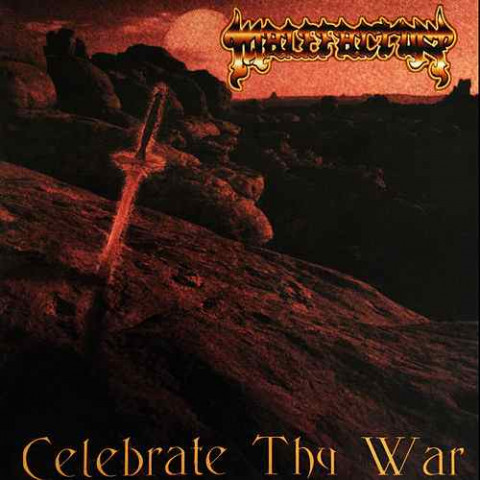Malefactor - Celebrate Thy War (CD) - Epic Death/Black Metal Rapido, Extremo e Melodico - FRETE GRÁTIS