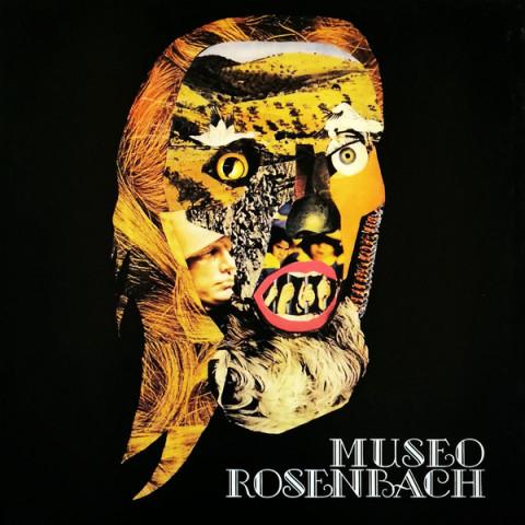 MUSEO ROSENBACH - Zarathustra (LP-Vinyl-180gr). Italian 70s Progressive Rock, FOC, Mint (Zerado)
