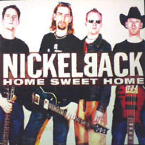 NICKELBACK - Home Sweet Home (CD/Digipack)