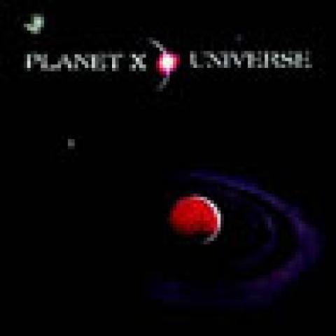 PLANET X - Universe (CD), Progressive Metal USA a la Dream Theater, Raridade, Ultimas cópias em estoque !!! FRETE GRÁTIS