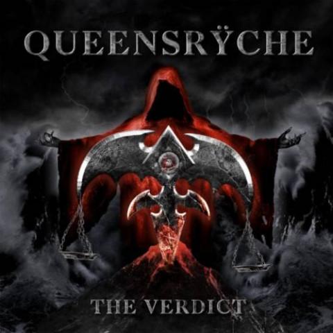 QUEENSRYCHE - The Verdict (CD), Progressive-Metal, 2019-Lacrado, FRETE GRÁTIS