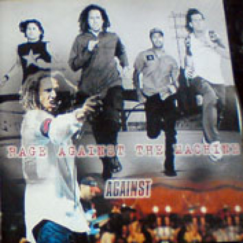 RAGE AGAINST THE MACHINE - Against (CD)
