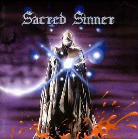 SACRED SINNER - Sacred Sinner (CD) - Raro - Ultimas Copias em estoque - FRETE GRATIS